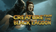 Игровые автоматы Creature From The Black Lagoon